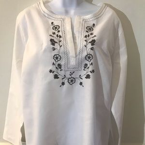 Faded Glory Woman Authentic blouse size 18W/20W
